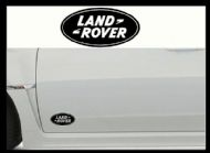 LANDROVER CAR BODY DECALS